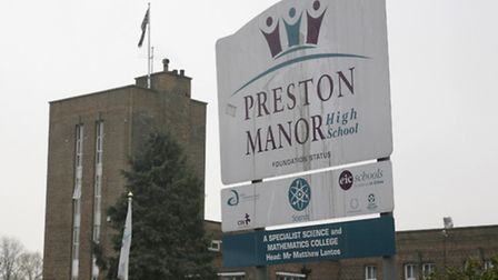 Staff are set to stage a walkout at Preston Manor All Through Foundation School