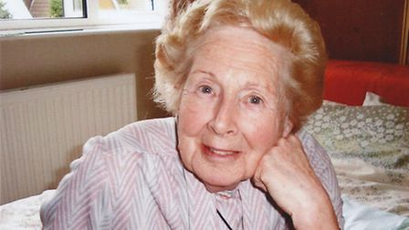 Winifred Bone, who was known as Win by family and friends, died in December 2007
