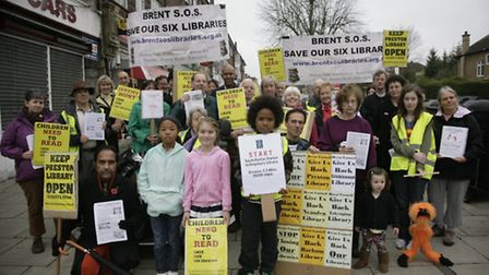 Preston Library campaigners claim they feel let down