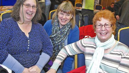 The international day of disabled people at the Islington Assembly Hall. Picture: Tony Gay