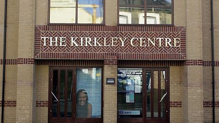 The Kirkley Centre, which will host a childrens activity day with free events for youngsters on Febr