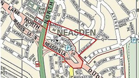 Dispersal zone will stay in place in parts of the Dudden Hill wards until September 1