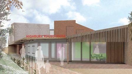 An image of how the new Roundhouse could look