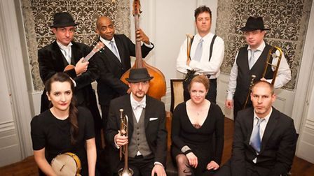 The Silver Ghosts are leading a swing revival in Canonbury