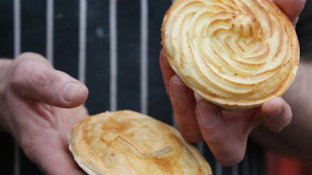 Make your own pie (See Sunday)