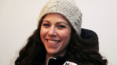 Esther Foreman is taking part in a charity expedition to the Arctic