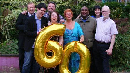 Centre 404 celebrate their 60th birthday in 2011