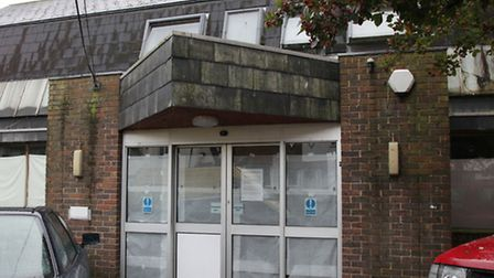 Tokyngton Library which has been sold to the Islamic Cultural Association