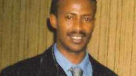 Omer Jama Abdi died after being assaulted in the early hours of Valentine's Day last year