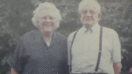 Rene and George Darvell