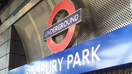 A pregnant woman was stabbed outside Finsbury Park Station