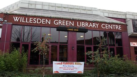 Willesden Green Library will be demolished