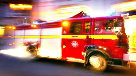 Fire believed to have been caused by cooking