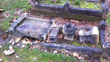 Residents have complained about the state of New Willesden Cemetery.
