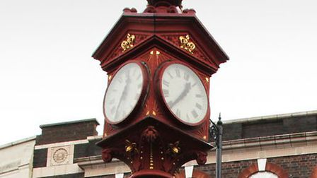 Jubilee clock will be moved