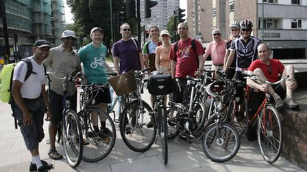 Brent Cyclists have drawn up proposals
