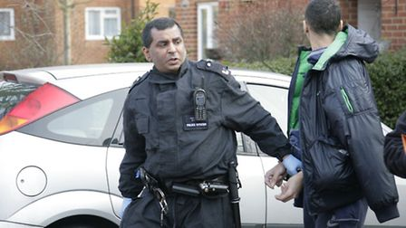 Brent Police arrested 31 people as part of Operation Hawk