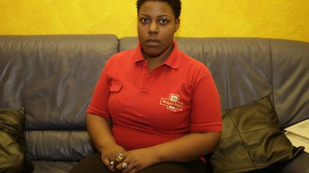 Amoy Martin-Lee is claiming the Royal Mail have ignored her requests