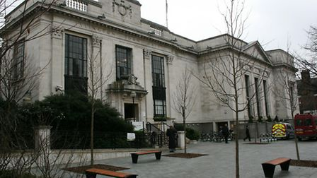 Kier is contracted by Islington Town Hall
