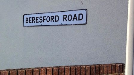 George Rowlett, who also lives on Beresford Road said parking is always a problem, but the issue get
