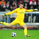Arsenal goalkeeper Lukasz Fabianski has returned to the first team after an absence of 13 months wit