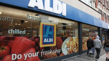 Aldi in Kilburn applied to serve alcohol from 7am