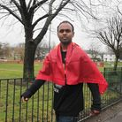 Sathiyasivam Sinnaya who walked from 10 Downing Street for Geneva