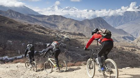 Staff will tackle the mountains of Nepal