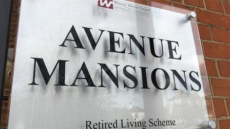 Residents at Avenue Mansions in Lowestoft have been told they must permanently leave their homes in