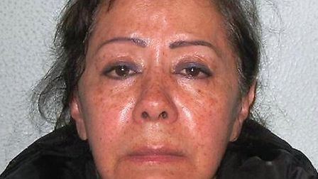 Eulalia Vences Macedo, 58, is wanted in connection with a robbery in Kilburn Square