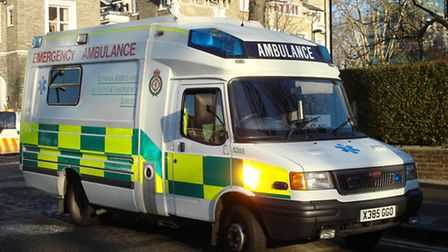 Ambulance crews were unable to save the woman