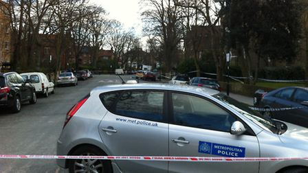 Aberdeen Park in Highbury was closed after the incident on Tuesday
