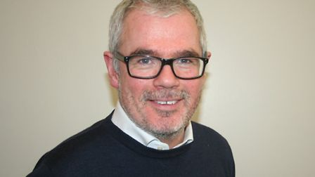 Dr Greg Battle, Whittington Health's executive medical director for integrated care