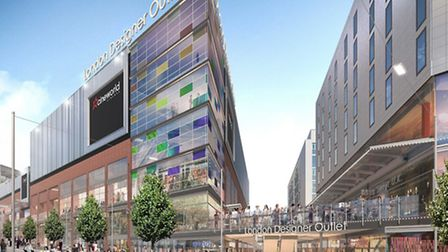 The London Designer Outlet is due to open in the autumn