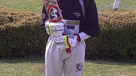 Panav Patel has been selected for Middlesex County Cricket's under 11s team