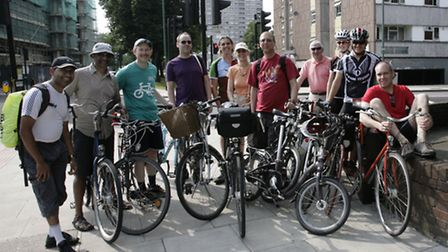 Brent Cyclists want Brent to be transformed into a mini-Holland
