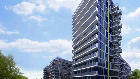 A £520m reneneration project has been launched in Alperton