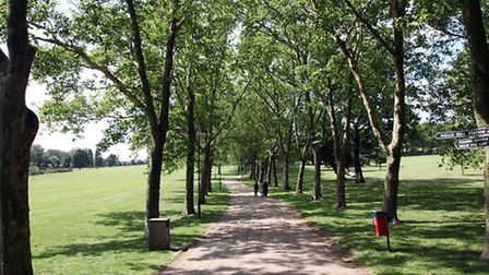 If the licence is approved Gladstone Park can hold events until 2am any day