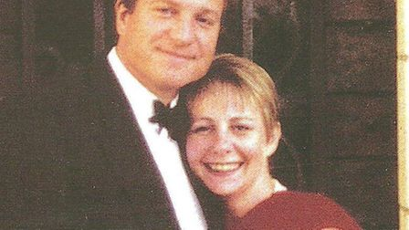 The late Paul Daisley with his wife Lesley