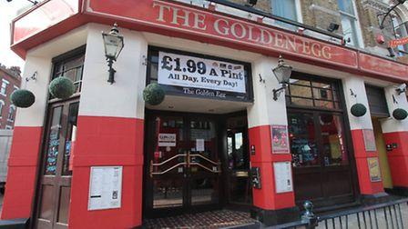 Two people have been charged in connection with shooting in The Golden Egg in Kilburn