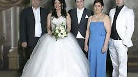 Ahmet Paytak and family