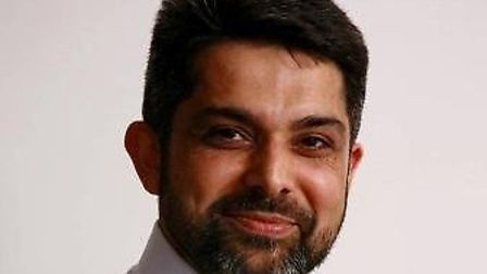 Cllr Muhammed Butt is joining the fight to save the A&E department