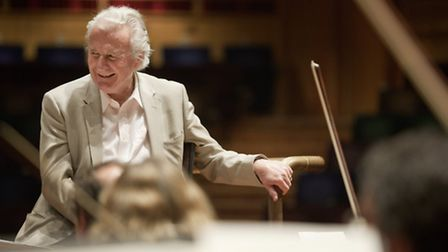 """Sir Colin Davis, described as """"a national treasure"""" by friends and colleagues, lost his long-running"""