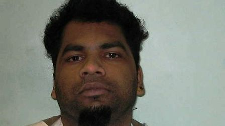 Angelo Lazarus has been jailed for eight years
