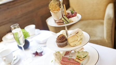 The Cadagon has been serving afternoon tea since 1887