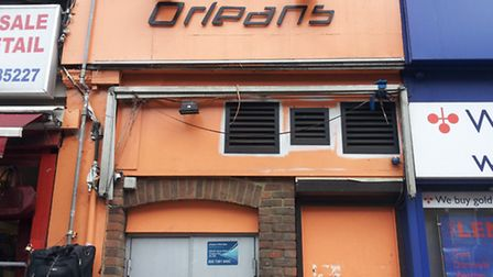 Orleans in Finsbury Park