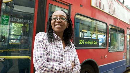 Fiona Mulaisho chair of Kensal Rise Residents Association