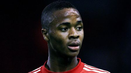 Raheem Sterling plays for Liverpool (pic credit: PA)