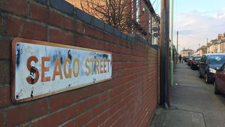 Residents on Seago Street in Lowestoft were among those affected by the alleged poor quality of work