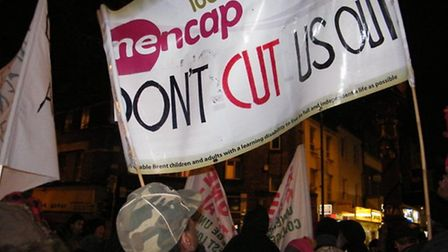 Brent Mencap are backing the residents' legal challenge